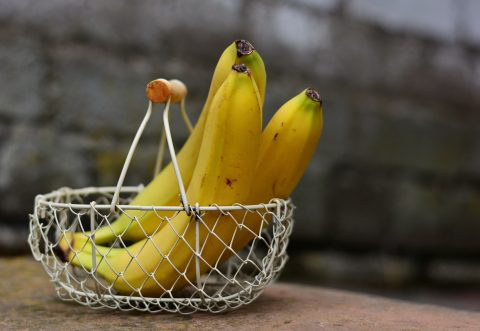 Bananenreife